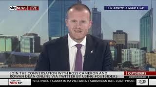 AfriForum talks about farm murders on Sky News