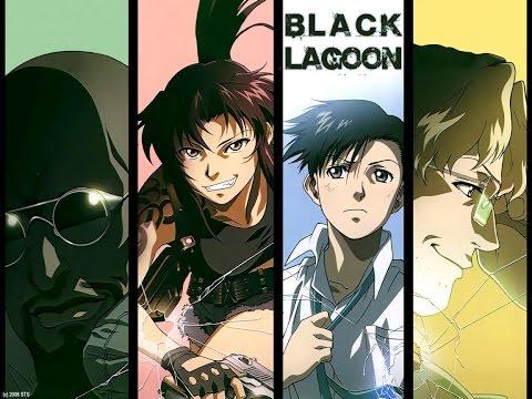 black lagoon: Anime and Manga Differences
