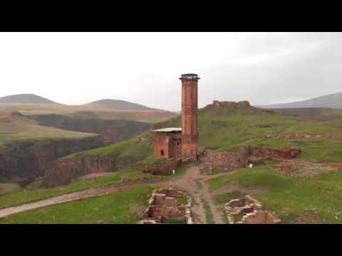 ANI - Ancient Armenian Capital in todays Eastern Anatolia