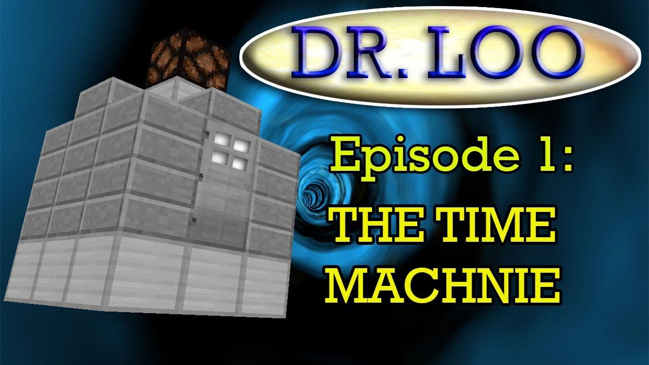 minecraft time machine