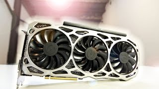EVGA GTX 1080Ti FTW 3 Review