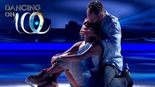 No Holding Back! Watch James Skate Solo | Dancing on Ice 2019