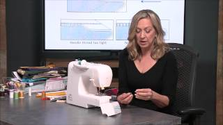 Sewing Tip: How to Check the Tension on Your Machine