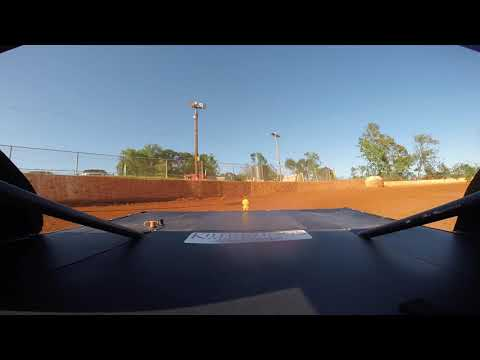 East Lincoln Speedway 8-31-19 Stock 4 Rear Cam Hot Laps Alexus Motes
