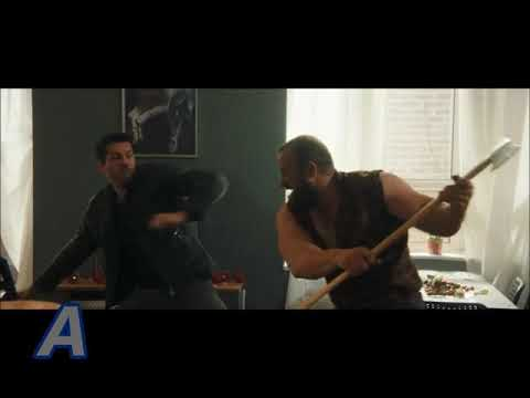 Download Accident man(2018)~ Cliff & mike fight