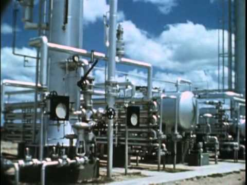 Big Oil: Evolution of the Oil Industry in America - Vintage US Government Documentary