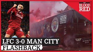 Flashback: Liverpool 3-0 Man City | Uefa Champions League