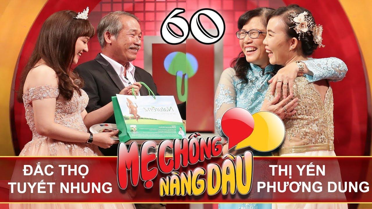MẸ CHỒNG - NÀNG DÂU | Tập 60 UNCUT | Đắc Thọ - Tuyết Nhung | Phạm Yến - Phương Dung | 050518 ?