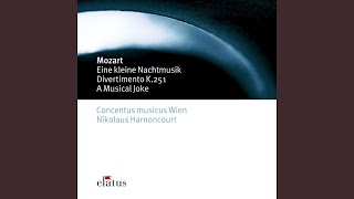 Divertimento No.11 in D major K251, 'Nannerl-Septet' : II Menuetto - Trio
