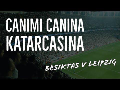 Canımı Canına Katarcasına... Beşiktaş v Leipzig Şampiyonlar Ligi Maçında Tribünler...