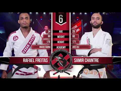 Rafael Barata Freitas vs Samir Chantre  ACB JJ World Grand Prix 6