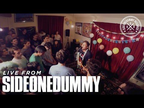 "Live From SideOneDummy - Jeff Rosenstock ""Hey Allison!"""