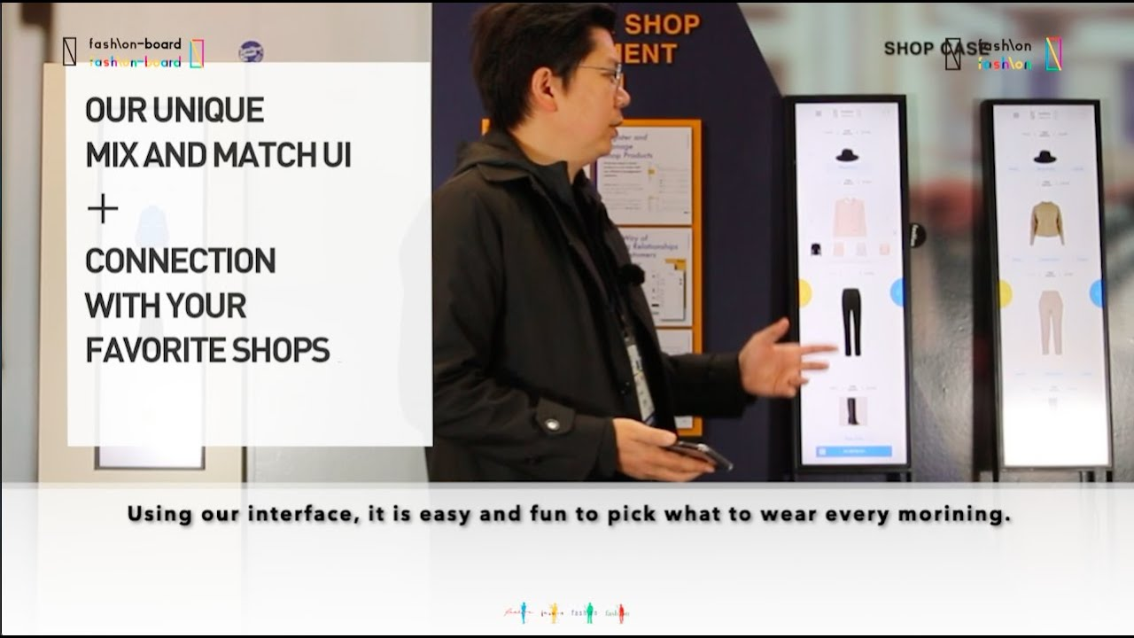 fash\on 3rd promotional video is online