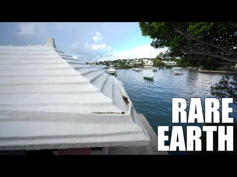 The Roof That Keeps Bermuda Alive