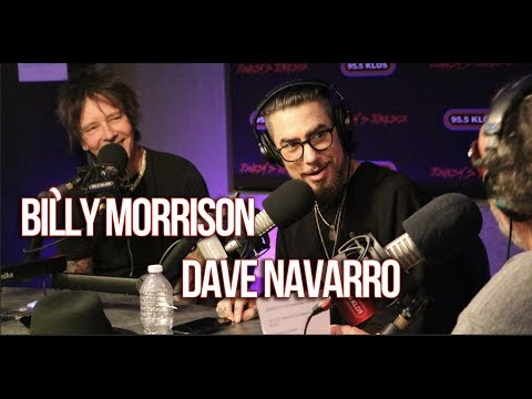 Dave Navarro and Billy Morrison on Jonesy's Jukebox