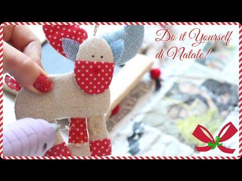 Lavoretti di Natale  idee creative per un regalo DIY  YouTube