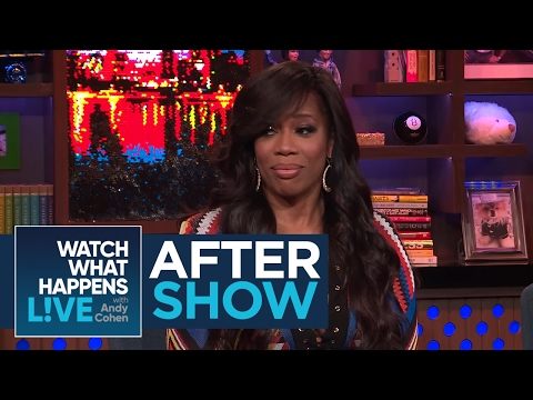 After Show: Charrisse Jackson Jordan Dishes About Omarosa Manigault Wedding | RHOP | WWHL