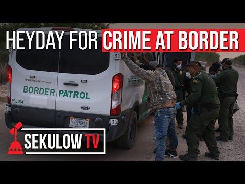 Criminals Raking in Millions Per Day at the Border - Sekulow TV
