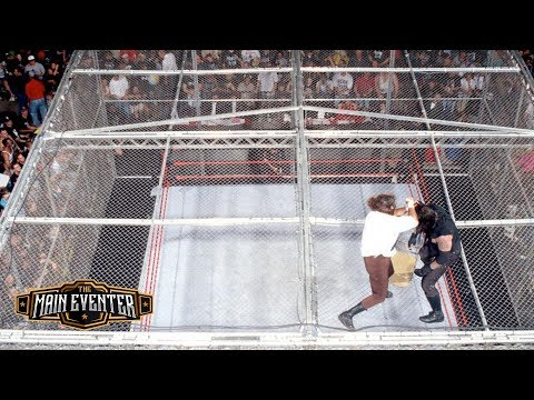 What REALLY Happened When Mick Foley Almost DIED During The Infamous Hell In A Cell Match