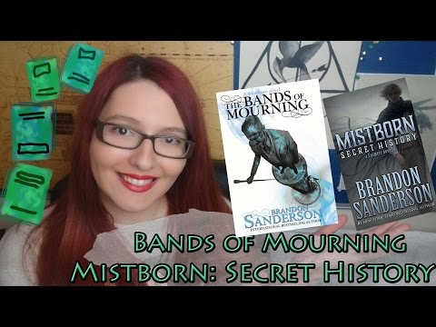 Bands of Mourning, Mistborn: Secret History (reviews) by Brandon Sanderson