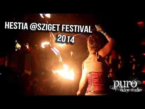 Hestia @Sziget Festival 2014