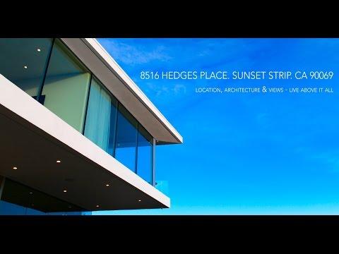 Live Above It All | 8516 Hedges Pl, Sunset Strip