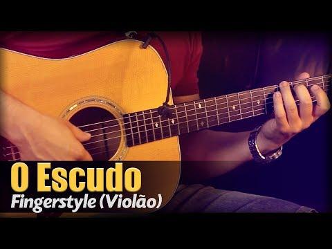 O Escudo - Voz da Verdade Violão SOLO Fingerstyle  Rafael Alves