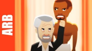 Repeat youtube video Most Interesting Man vs. Old Spice Guy - ANIMEME RAP BATTLES (NSFW)