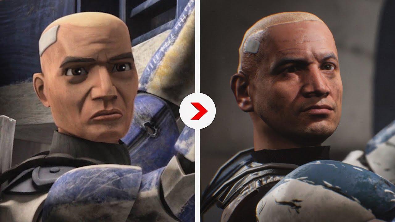 Making the Clone Wars Realistic