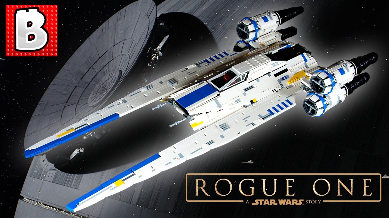 LEGO Star Wars U-Wing! | Top 10 MOCs | Weekly MOCs News