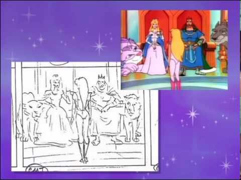 """Jewel Quest"" Storyboard & Final Film 
