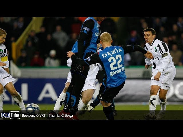 2009-2010 - Jupiler Pro League - 19. Club Brugge - Cercle Brugge 2-1