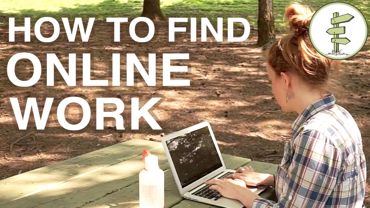 How To Get Work Online