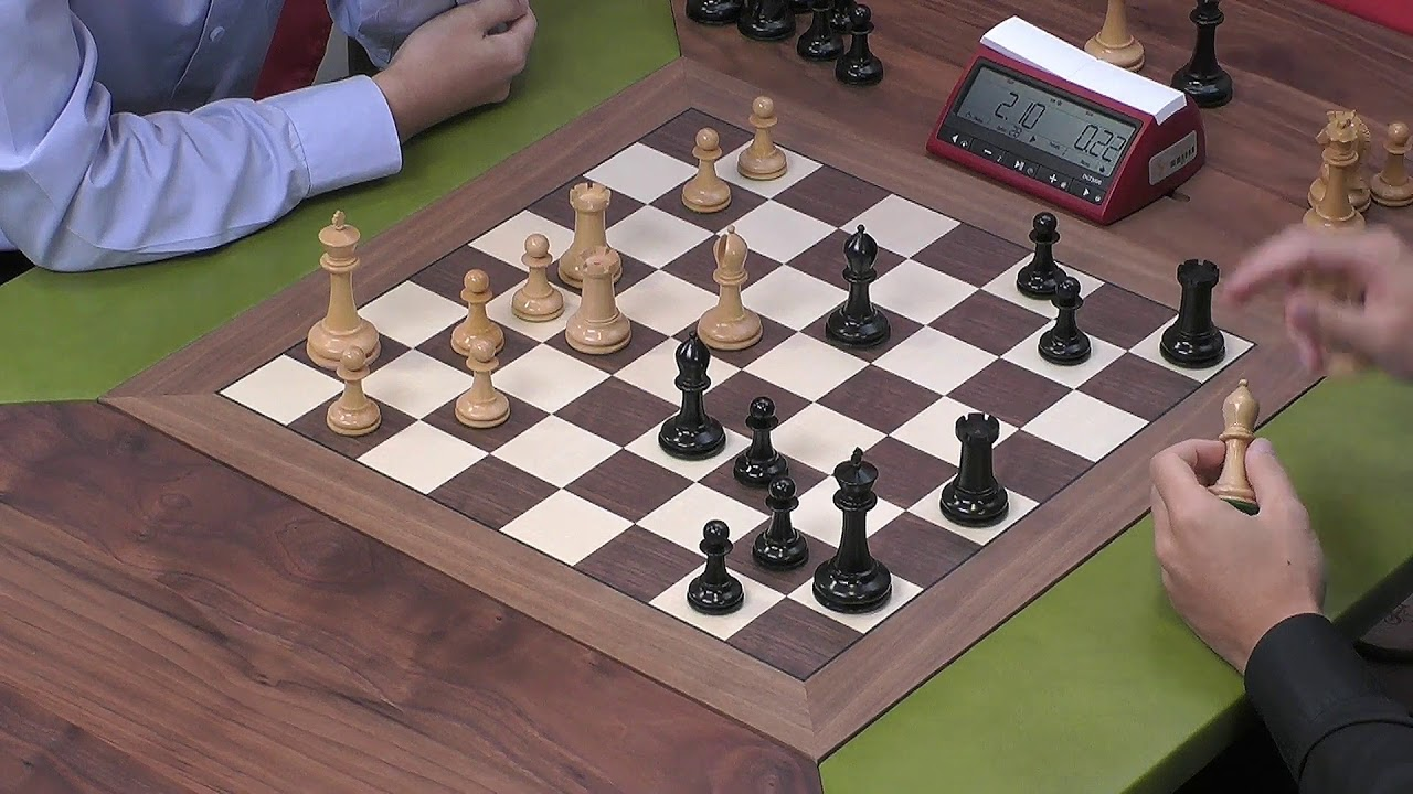 Download GM Ding Liren (China) - GM Carlsen (Norway) 2019 FF PGN (New edition)