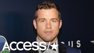 Colton Underwood Claims He Was 'Grabbed & Touched Inappropriately' At A Charity Event | Access