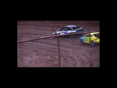 Legendary Hilltop Speedway 4 Cylinder Heat Race 3-31-18