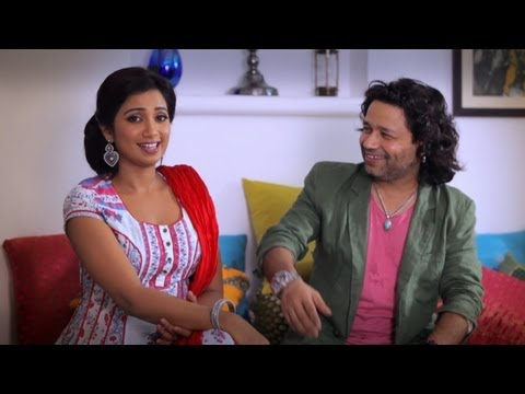 Shreya Ghoshal and Kailash Kher reveal lyrics of their new song at Sony Project Resound (Episode 5)