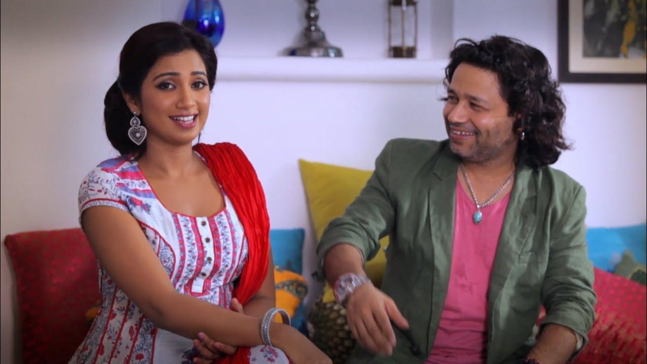 Shreya Ghoshal And Kailash Kher Reveal Lyrics Of Their New