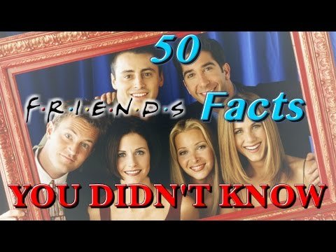 Download Youtube: 50 F.R.I.E.N.D.S. Facts YOU DIDN'T KNOW   The Geeky Informant