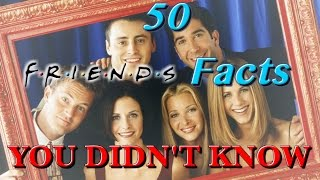 50 F.R.I.E.N.D.S. Facts YOU DIDN'T KNOW | The Geeky Informant