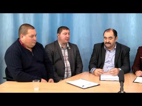 Большеглушицкая делегация посетила г. Ивье Беларусь