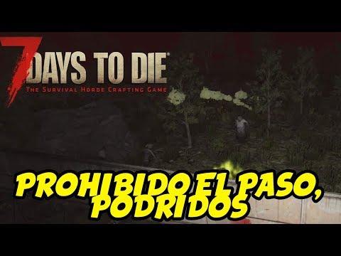 "7 DAYS TO DIE - ALPHA 16 #65 ""NO PASARÁN!"" | GAMEPLAY ESPAÑOL"