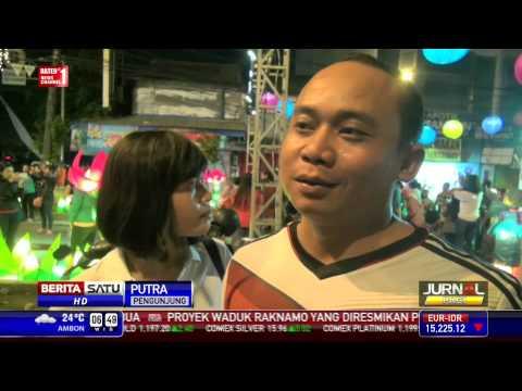 Pasar Lama Culinary Night Digelar di Kota Tangerang