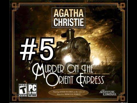 Прохождение Agatha Christie: Murder on the Orient Express #5