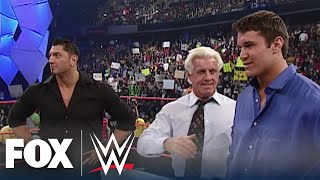 The Story Of: Triple H on Evolution's origins and the faction's legacy | WWE ON FOX