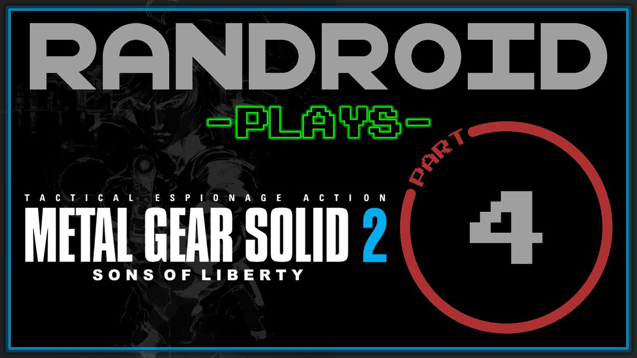 Download Let's Play MGS 2 Sons of Liberty HD - Part 4 - Solid Photographer
