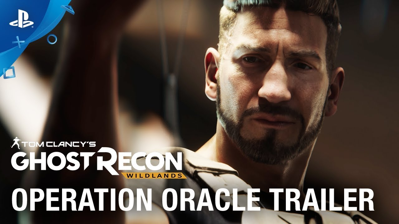 Ghost Recon Wildlands Operation Oracle and free weekend