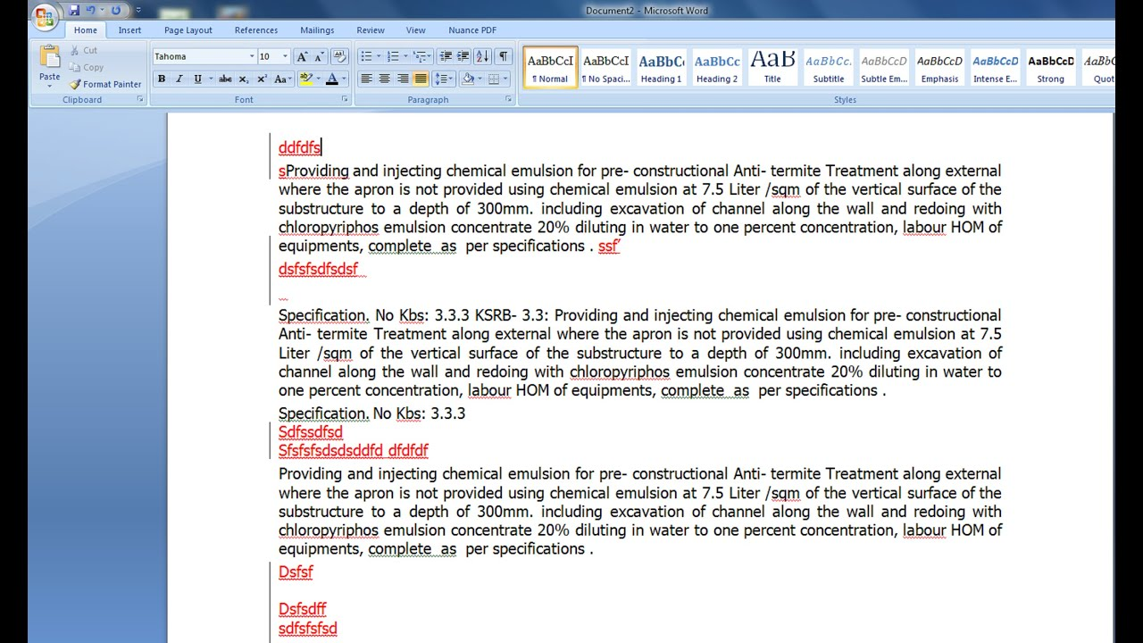 How to Fix Track Changes Problem in MS Word 2007, 2003 & 2013