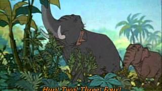 Jungle Book - Colonel Hathi