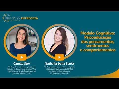 Modelo Cognitivo: Psicoeducação dos pensamentos, sentimentos e comportamentos  | Sinopsys Entrevista #17